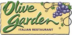 haven't been here in a really long time.... Olive Garden Logo, Olive Garden Gift Card, Olive Garden Catering Menu, Olives, Olive Garden Coupons, Free Kids Meals, Restaurant Coupons, Garden Nursery, Olive Gardens