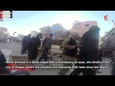Videoaufnahmen aus Raqqa: Gefilmt unter Lebensgefahr - Naher Osten - FAZ