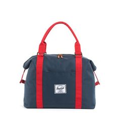 Strand Navy Red, $59.99, now featured on Fab.