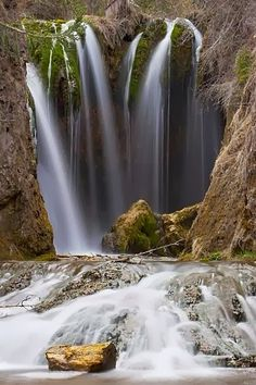 Roughlock Falls Spearfish Canyon, South Dakota by janell South Dakota Vacation, South Dakota Travel, Keystone South Dakota, Spearfish South Dakota, Sturgis South Dakota, Rapid City South Dakota, Oh The Places You'll Go, Places To Travel, Places To Visit