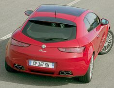 Brera Alfa Romeo parts - http://autotras.com
