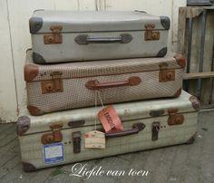 Oude koffer | LAATST GEPLAATST! | Liefde van toen