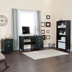 Have to have it. Pearce Office Collection - Black $158.01