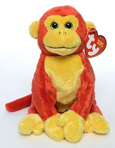 46f042b4986 Chopstix - Monkey - Ty Beanie Babies ( I want him )