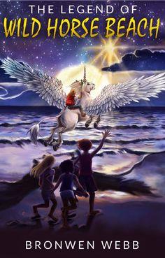 #IndieBooksBeSeen: The Legend of Wild Horse Beach by Bronwen Webb