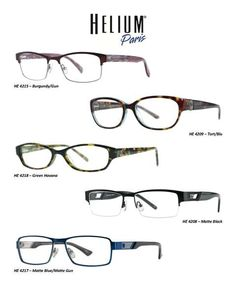 a sneak peek at the new helium paris line release fashionframes designereyewear