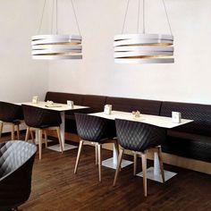 Discover the Marchetti Band Pendant Light now. Luxury Lighting, Interior Lighting, Modern Lighting, Lighting Design, Chandelier Pendant Lights, Pendant Light Fixtures, Direct Lighting, Room Lights, Marker