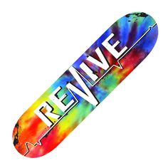 Shop now for Decks, Apparel and Accessories from Revive Skateboards