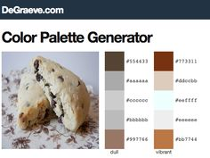 How to Find a Color Pallette