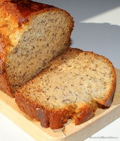 Easy Banana Bread Recipe #BananaBread
