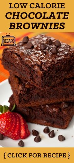 Hungry Girl Lisa Lillien shared some of her best comfort food secrets from her cooking empire. After showing The Doctors some tasty, yet healthy recipes like this one for her Low Calorie Chocolate Brownies
