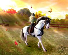 Star stable on pinterest horses horse games and friesian