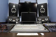 EVE Audio SC307 monitor speakers installed @ MART Sound Production in Kiev, Ukraine by engineer Alex Mazur.