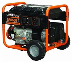 The Generac - 6500 Watt Electric Start Portable Generator 5941 has been discontinued. Check out Expert's recommended alternatives for another top portable generators gas generator. Gas Powered Generator, Emergency Generator, Portable Power Generator, Propane Generator, Solar Panels For Home, Best Solar Panels, Solar Energy, Solar Power, Renewable Energy