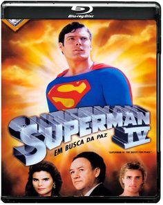 Superman 4 Em Busca da Paz - AC-FAN-AV (1987) Dual Audio 1h 29Min Titulo original :  Superman 4 Lançamento: 1987 Gênero: Ação, Fantasia, Aventura Duração: 1h 29Min Assisti 01/2016 – MN 7/10