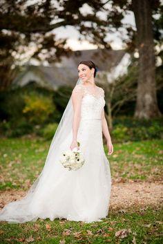 Gorgeous Dress Raleigh Durham Nc Wedding Vendor Fall Rustic Farm Outdoor Venue Fearringto