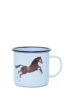 Seletti Wears Toilet Paper Mug - Horse