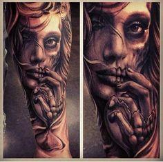 Carl Grace tatto