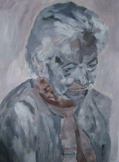 Alte Frau (Old woman)