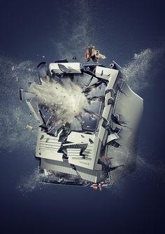 into Icons of Media Technology by Staudinger Franke #1moroinspiration
