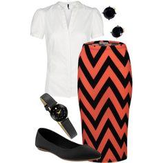 Teacher Outfits on a Teacher's Budget 118