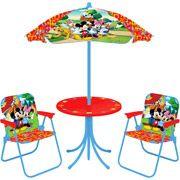 Disney - Mickey & Friends 4-Piece Patio Set