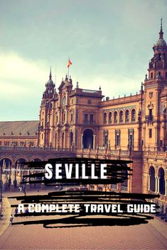 Best things to do in Seville, Spain ; A complete guide Europe Travel Guide, Travel Tips, Stuff To Do, Things To Do, Sevilla Spain, Seville, Nightlife, Travel Pictures, Vegan Food