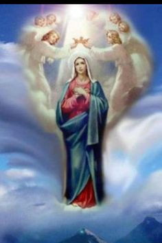 Mary, Mother of Grace <3