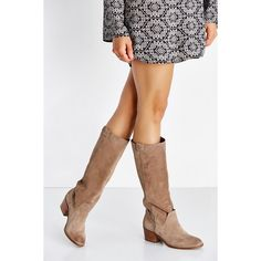 a465dc95380 Dolce Vita Garnett Tall Boot ( 200) ❤ liked on Polyvore featuring shoes