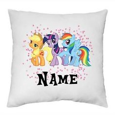 Personalised-cushion-cover-My-Little-Pony-themed-great-gift
