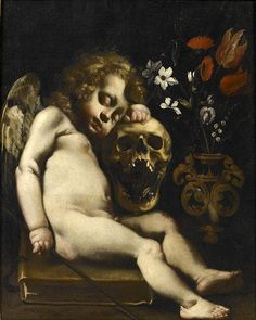 Luigi Miradori (dit Genovesino), Cupidon endormi, vers 1652, Museo civico Ala Ponzone, Cremona © Sistema