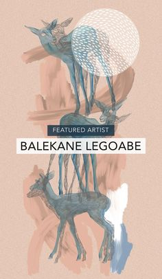 Artist to Watch! Balekane Legoabe is a South African digital artist. See more of her limited edition digital artworks online at StateoftheART South African Artists, Open Window, Art Fair, Digital Collage, Motion Design, Contemporary Artists, My Drawings, Artwork Online, Artworks