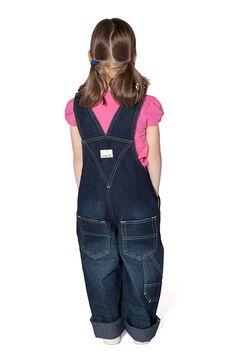Uskees - Girls Dungarees - Darkwash Girls Denim Dungarees Kids Bib Overalls USK.KD03.G Denim Dungarees, Denim Overalls, Women's Jeans, My Little Girl, My Girl, Girls Show, Girl Face, Big Boys, Brand New