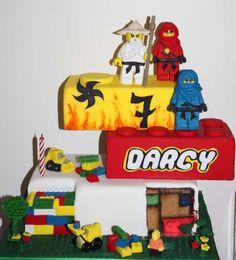 Lego, ninjago Birthday Party Ideas   Photo 7 of 40   Catch My Party