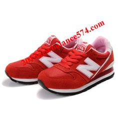 New Balance CW996RW All Red White Logo Women Shoes,Half Off New Balance  Shoes 2013