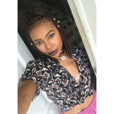 Bob box braids - Home Short Box Braids Bob, Bob Braids, Twist Braids, Twists, Ethnic Hairstyles, Cute Hairstyles, Braided Hairstyles, Dreads, Rapunzel