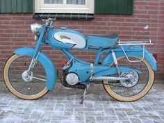Moped Photo Gallery - 1960 Peugeot, Cyclo Sport