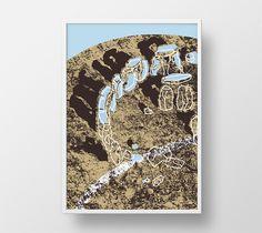 Trip Road / Plakat