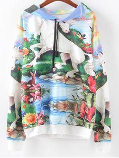 GET $50 NOW | Join RoseGal: Get YOUR $50 NOW!http://www.rosegal.com/sweatshirts-hoodies/scenery-print-hoodie-780240.html?seid=7345709rg780240