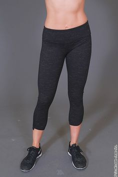Hard Tail Notch Leg Capri $75.00 #sjc #scottsdalejeanco #springfashion #hardtail #hardtailclothing #hardtailforever #leggings