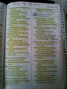 INSTRUCTIONS OF THE LORD ARE PERFECT