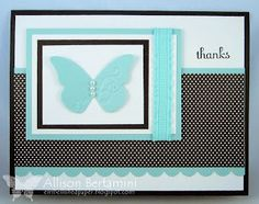 Embellished Paper: Hostess Gift