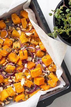 Recipes christmas dinner meals 18 New ideas Good Healthy Recipes, Veggie Recipes, Vegetarian Recipes, Dinner Recipes, Tapas, Christmas Food Ideas For Dinner, Healthy Diners, Oven Dishes, Soul Food