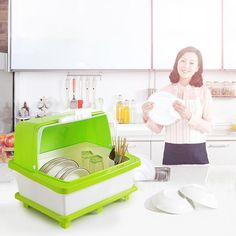 Domestic Portable Kitchen Tableware Draining Storage Rack Space Freezer Small Storage Box to Knives Forks and Spoons. Yesterday\'s price: US $51.98 (46.36 EUR). Today\'s price (December 25, 2018): US $40.54 (36.06 EUR). Discount: 22%. #Home #Storage #Organization #tableware #forks