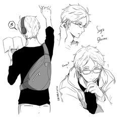 Milk pocky!!!!, College student Suga doodle! ….. yes I'm just...