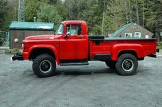 1960 Dodge Power Wagon W300