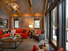 hgtv dream home | Modern Furniture: HGTV Dream Home 2014 : Family Room Pictures
