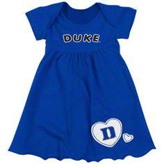 My kids will wear Duke blue.