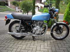 Honda CJ360T 79 Vollrestauration - Sold
