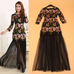 Платье сетка с вышивкой сшить